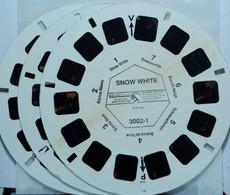 VIEW MASTER    SNOW WHITE   3002-1-2-3    ( 3 DISQUES ) - Non Classificati
