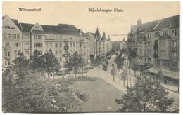 BERLIN  WILMERSDORF - GERMANY, OLD PC - Wilmersdorf
