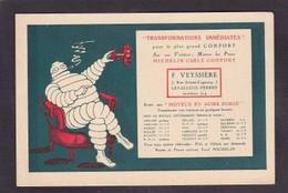 CPA Publicité Michelin Publicitaire Réclame Non Circulé O'Galop Levallois Perret - Publicidad