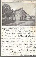 30 09/  17//  LIERSE POSTKAART  1901  ST.GOMMARUSFONTEIN  EMBLEHEM - België