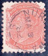 Australie Du Sud YT 27 Filigrane V ♚ Oblitéré Nuriootpa 08/05/82 TB - Usados