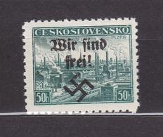 Sudetenland - Rumburg - 1938 - Michel Nr. 51 - Postfrisch - Sudetenland