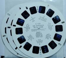 VIEW MASTER   LES CHATEAUX DE LA LOIRE  C 1701-2-3    ( 3 DISQUES ) - Non Classificati
