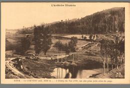CPA 07 - La Louvesc - L'Etang Du Val D'Or - La Louvesc