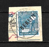 LOTE 2114 /// ALEMANIA BERLIN  - YVERT Nº: 8 - CATALOG/COTE: 6,10€   ¡¡¡ OFERTA - LIQUIDATION - JE LIQUIDE !!! - Oblitérés