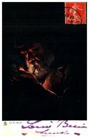 Raphael Tuck Et Fils - 384, Le Fumeur - Tuck, Raphael