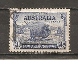 Australia Nº Yvert  98 (usado) (o) - Gebruikt