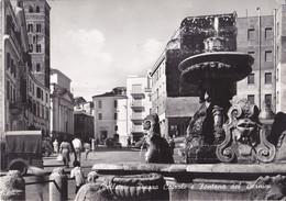Velletri - Piazza Cairoli E Fontana Del Bernini - Animata - Velletri
