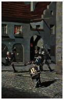 Raphael Tuck & Sons - 1213B, Nächtlicher Alarm - Tuck, Raphael