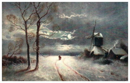 Raphael Tuck & Sons - 3309, Winter's Reign H - Tuck, Raphael