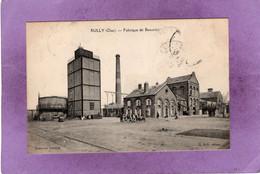 60 RULLY  Fabrique De Beaurain - Frankreich