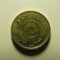 Iraq 50 Dinars 2004 - Iraq