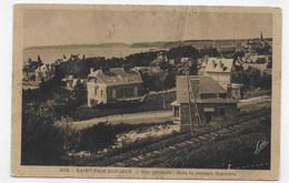 SAINT PAIR SUR MER - N° 476 - VUE GENERALE - CPA NON VOYAGEE - Saint Pair Sur Mer