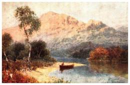 Raphael Tuck & Sons - 6273, Picturesque Lochs Of Scotland, Loch Katrine (aquarette) - Tuck, Raphael