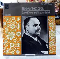 Beniamino Gigli : Sacred Songs And Favourites Ballads - Opera / Operette