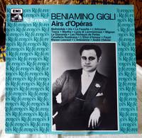 Beniamino Gigli : Airs D'Opéras / Boïto - Donizetti - Meyerbeer - Ponchieli - Bizet - Puccini - Opera / Operette