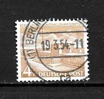 LOTE 2116 /// ALEMANIA BERLIN 1953/54 - YVERT Nº: 98 - CATALOG/COTE: 6,75€  ¡¡¡ OFERTA - LIQUIDATION - JE LIQUIDE !!! - Oblitérés