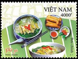 Vietnam Viet Nam Booklet Type 1 - Issued On 10 Oct 2020 : Vietnamese Cuisine / Food (Ms1133) - Vietnam