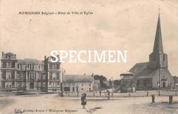 Hôtel De Ville Et Eglise - Momignies - Momignies