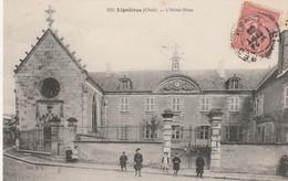 CARTE POSTALE   LIGNIERES 18  L'Hôtel Dieu - Sonstige Gemeinden