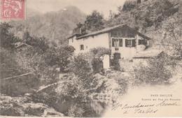 N°5747 R -cpa Pays Basque -sortie Du Pas De Rolland- - Frankreich