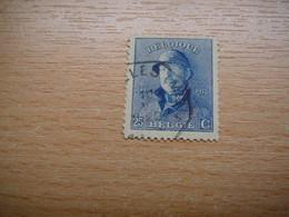 (02.10) BELGIE 1919 Nr 171 Afstempeling - 1919-1920 Albert Met Helm