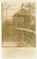 Carte Photo.Ardennen Meuse.(2-3)Argonnen Cimentiere Minenwerfer Kompanie Nr.34 (Eingh.Metz)? Allemande. Guerre 14-18.WWI - 1914-18