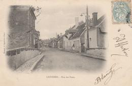CARTE POSTALE   LIGNIERES 18   Rue Des Ponts - Sonstige Gemeinden
