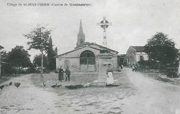 31)   SAINT JEAN L' HERM - Village  ( Canton De Montastruc  ) - Montastruc-la-Conseillère