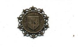Médaille Ou Décoration (?) Ancienne (fin XIXème - Début XXème) / Jeanne D'Arc - Andere