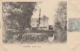 CARTE POSTALE   LIGNIERES 18   Moulin à Drap - Sonstige Gemeinden
