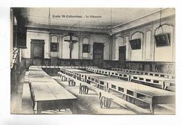 70 - ( Luxeuil-les-Bains ) - Ecole St-Colomban - Le Réfectoire - Luxeuil Les Bains