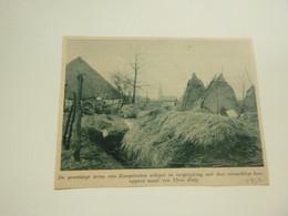 """Origineel Knipsel ( 7485 ) Uit Tijdschrift """"  De Stad """"  1937 :    Hoogstraeten   Hoogstraten - Non Classificati"""