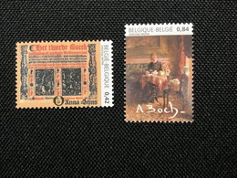 2002. COB; 3061 / 3062 ** . MNH.Femme Et Art. - Unused Stamps