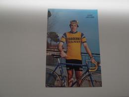 VOSSELAAR: Wielrenner Jozef (Jos) Jacobs - IJsboerke - Colner 1975 - Radsport