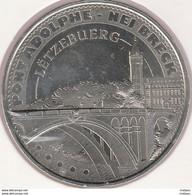 MONNAIE DE ¨PARIS L-1343  LUXEMBOURG LU13-2045 -Pont Adolphe - Nei Bréck BLANCHE - 2015 - 2015