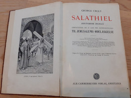 Norway Norge A Historical Roman Jeruzale Jesus Christ  1903 - Scandinavian Languages