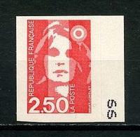 FRANCE  1991 N° 2720 ** Neuf MNH Superbe C 1.40 € Marianne Du Bicentenaire Autoadhésif - Unused Stamps