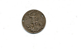 Médaille Ou Décoration (?) Ancienne (fin XIXème - Début XXème) / Saint Michel - Other