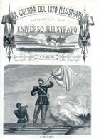 INC 04 - LA GUERRA FRANCO TEDESCA DEL 1870-71 - LA RESA DI SEDAN - Stampe & Incisioni