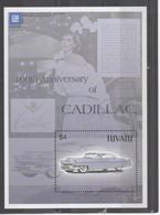 Anniversaire De La Cadillac - Anniversary Of The Cadillac 2003 - Tuvalu