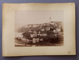 "01997 ""BELLUNO - VEDUTA - AL VERSO BELLUNO - PANORAMA""  FOTO ORIG. - Places"