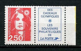 FRANCE  1991 N° 2715a ** Neuf MNH Superbe C 6 € Marianne Du Bicentenaire - Unused Stamps