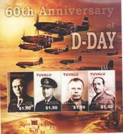 Anniversaire Du Débarquement - D-Day 2004 XXX - Tuvalu