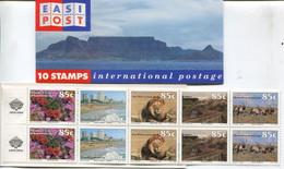 Südafrika South Afica Markenheftchen Booklet Mi# 916-6 Postfrisch/MNH - Tourism, Capetown Table Mountain Cover - Boekjes