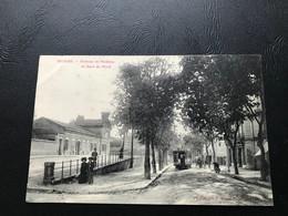 BEZIERS Avenue De Pezenas Et Gare Du Nord - Beziers