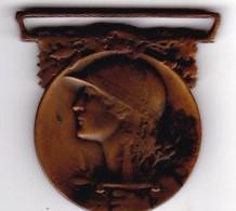 France: Médaille République Française - Grande Guerre 1914 - 1918 - France