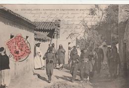 Algérie Sidi Bel Abes  - Arrestation De Légionnaires En Goguette - Sidi-bel-Abbes
