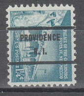 USA Precancel Vorausentwertung Preo, Bureau Rhode Island, Providence 1031A-71 - Preobliterati