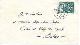 PORTUGAL, 1953 - Briefe U. Dokumente